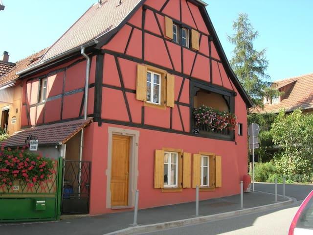 LA MAISON DES EPICES - Kintzheim - Casa