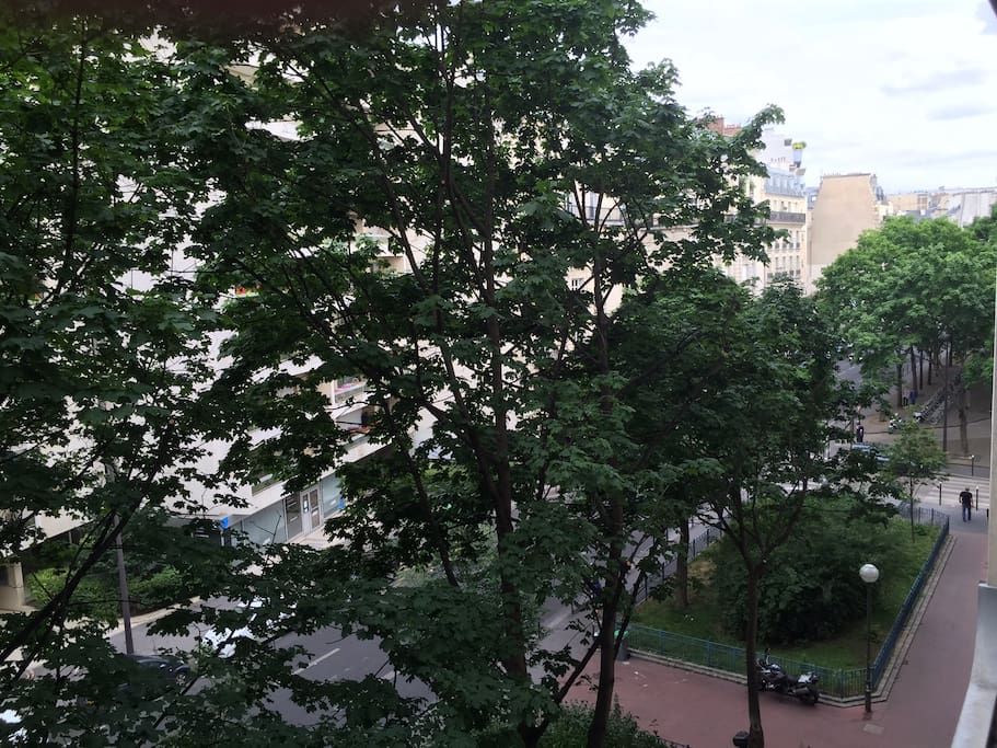 Appartment view