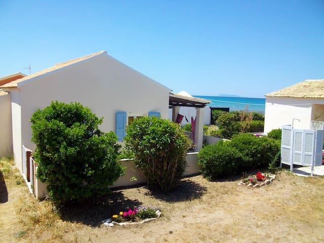 Almyros Beach House #2-Mistral Houses - คอร์ฟู - บ้าน