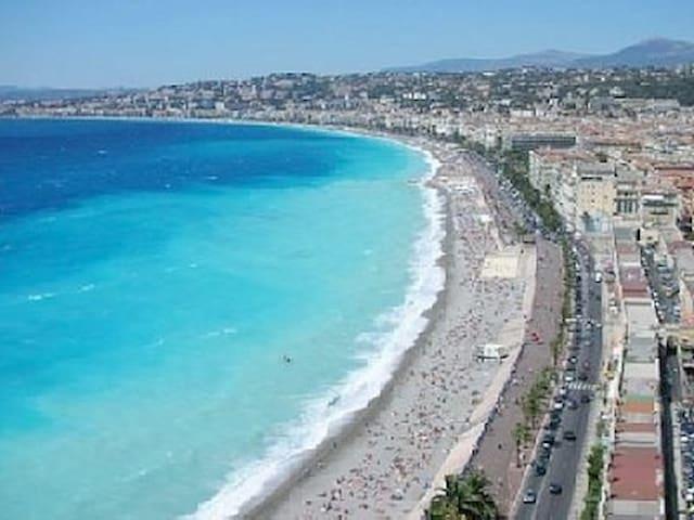 Beau 2 pièces dans le vieux Nice - Nice - Daire