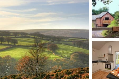 Best of both worlds; countryside + close to beach - Devon - Huis