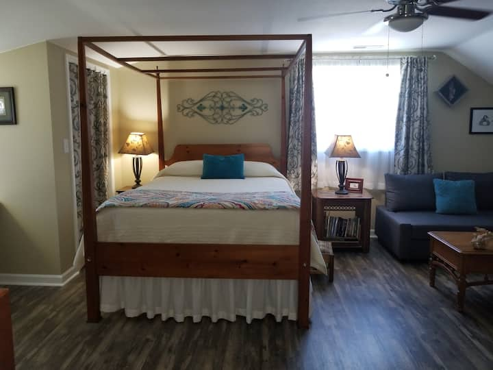 Eastern Shore b&b offers a quiet getaway