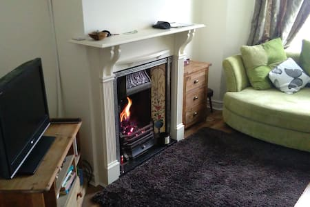 Central House - Two Bedrooms & Two Fires! - Harrogate - Σπίτι