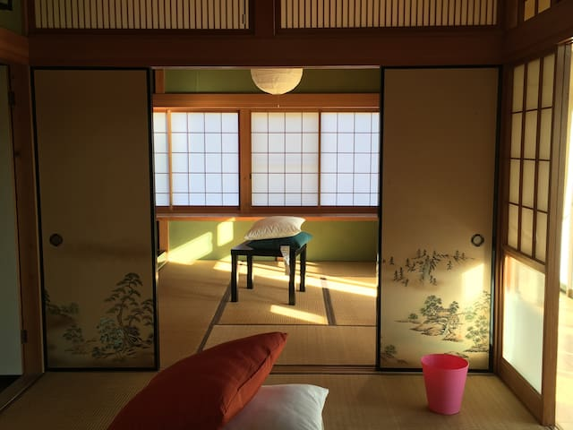 Private room in Japanese traditional house