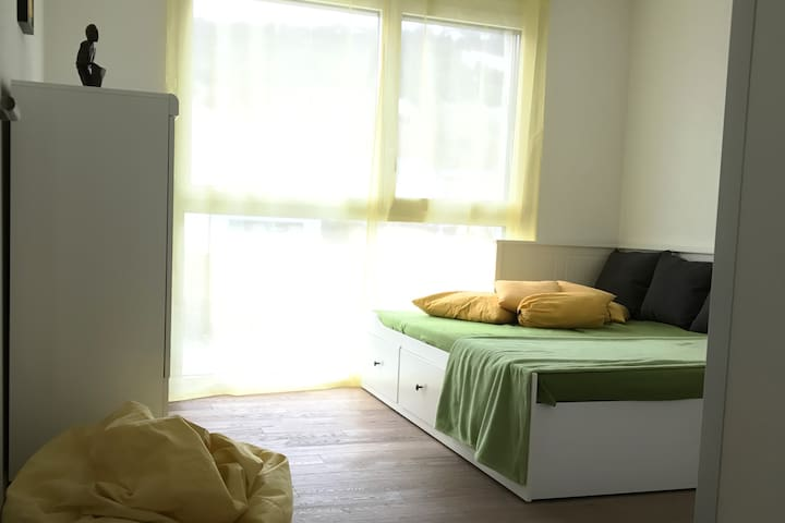 Nice and cosy room - Semsales - Apartment