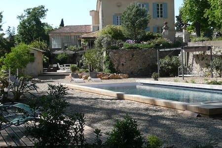 Chambre dans le Luberon (CALADE) - Appartement - Bed & Breakfast