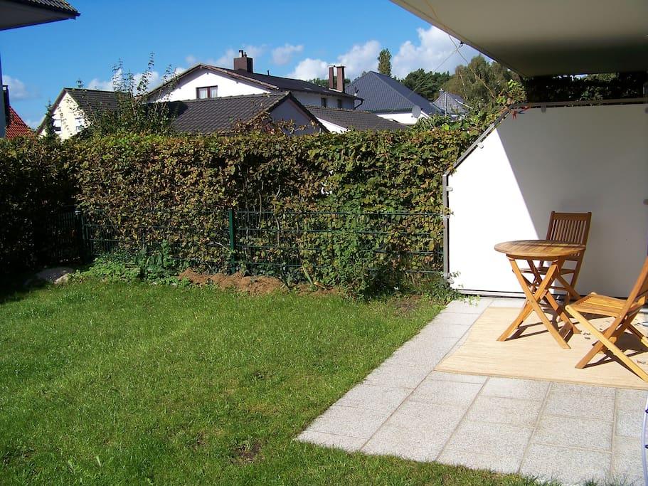 thiessow 2zik ba terrasse garten strand 100m wifi wohnungen zur miete in thiessow mecklenburg. Black Bedroom Furniture Sets. Home Design Ideas