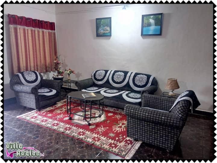 A cozy Villa for a pleasant stay