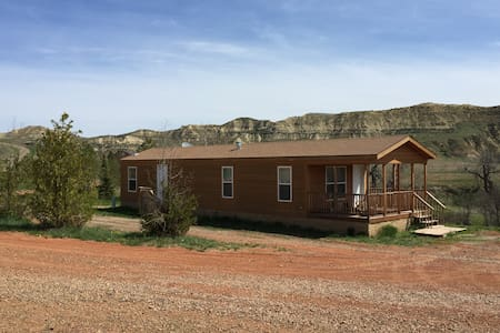 Boots Cabins in Glorious Medora ND - Medora