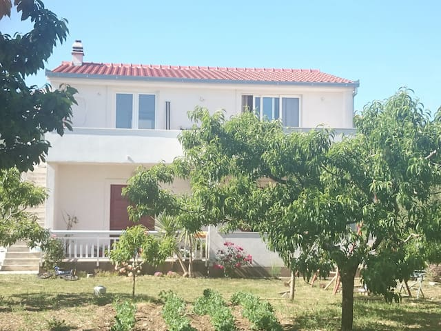 Apt.Marita, 6+2, 150m from beach,ideal for family