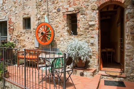 casa in  antico borgo toscano - Duddova - อพาร์ทเมนท์