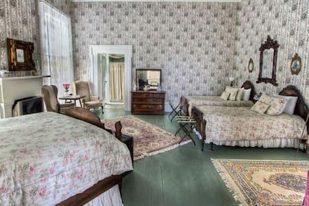 Harriet Beecher Stowe - Springfield - Bed & Breakfast