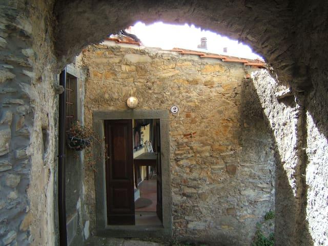 Stanza 3 letti in Toscana,Lunigiana - Cattognano - House