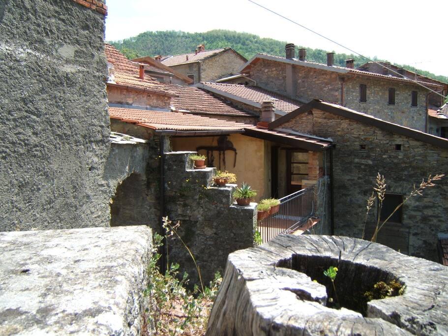 La casa dalla piazza