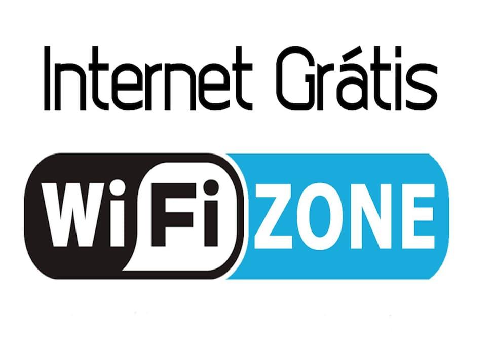 Internet Wi-fi grátis