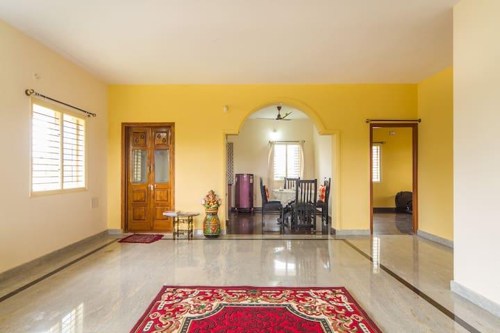 Beautiful 2 bedroom apartment