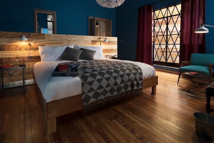 LICHA - Preciosa Master Suite en Condesa