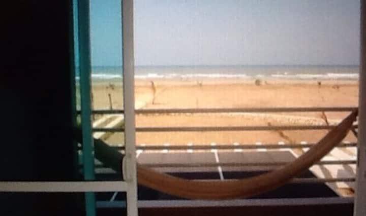 Casa con playa privada en Cartagena