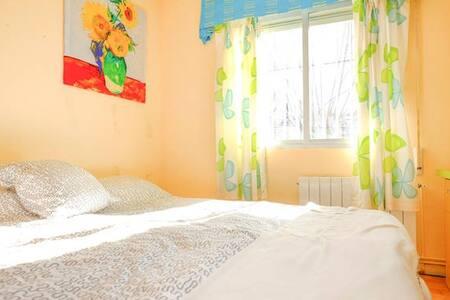 habitación en la naturaleza - Galapagar - Bed & Breakfast