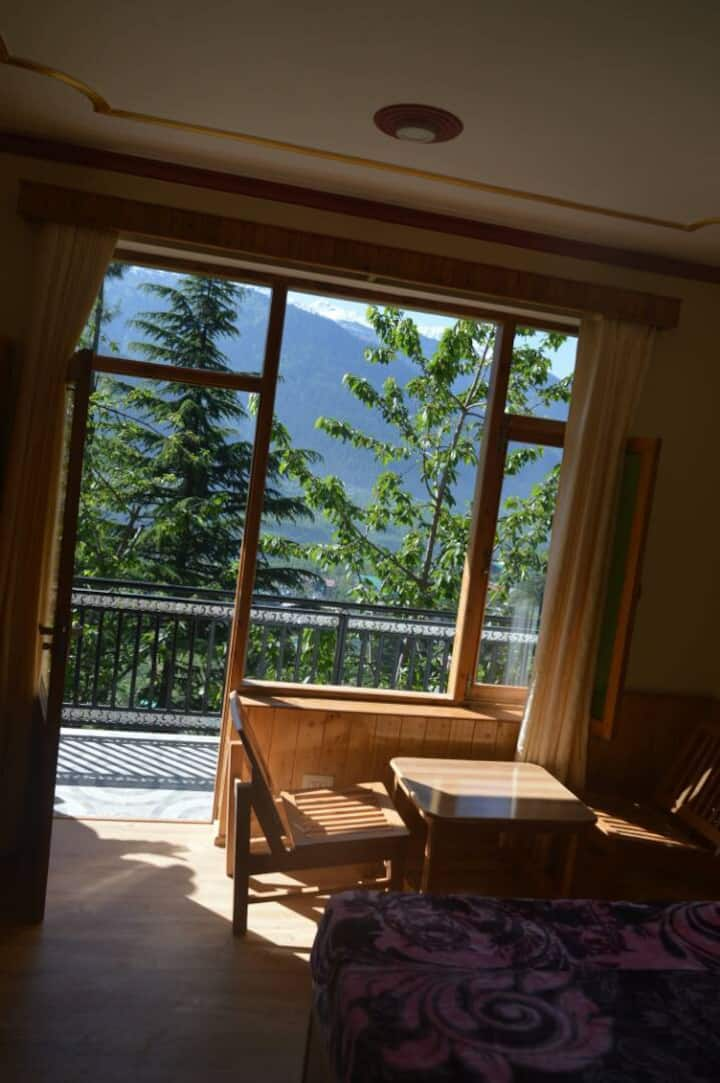 Cottage Room |Himalayan View| Serene