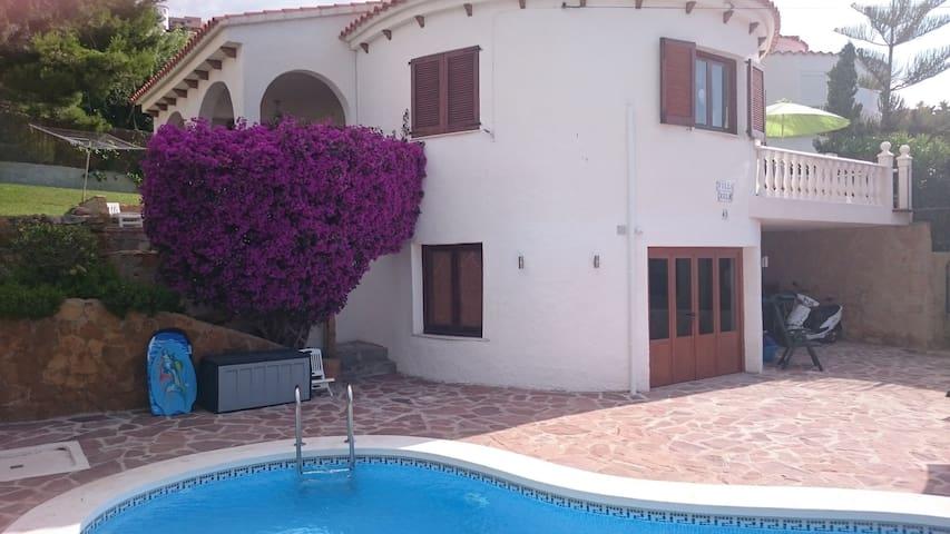 Fin villa i Marcolina, Alcossebre!