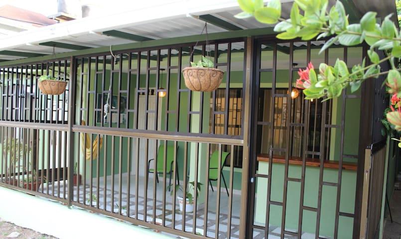 Posada Green Cottage - San Andrés - Rumah