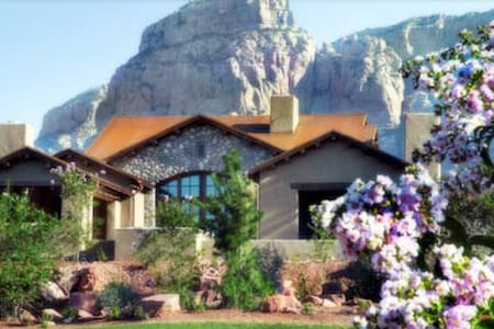 Sedona Arizona Old World Villa - セドナ - 別荘
