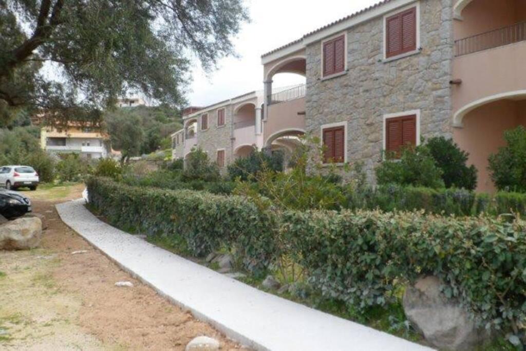 Li Pinnetti residence