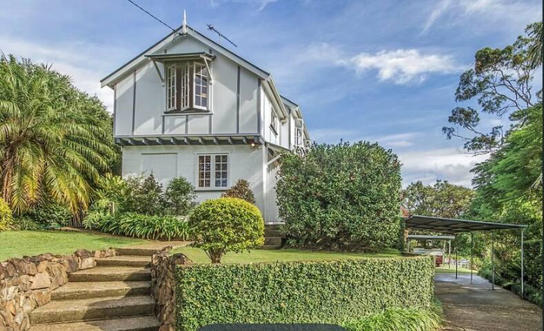 The Church House - Cudgen - Haus