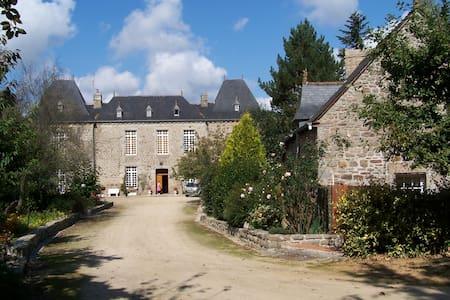 Appartment Manoir Pré-Rond Bretagne - La Malhoure - Cabaña