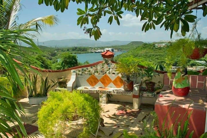 Villa Amigos de Orietta. Bungalow matrimonial