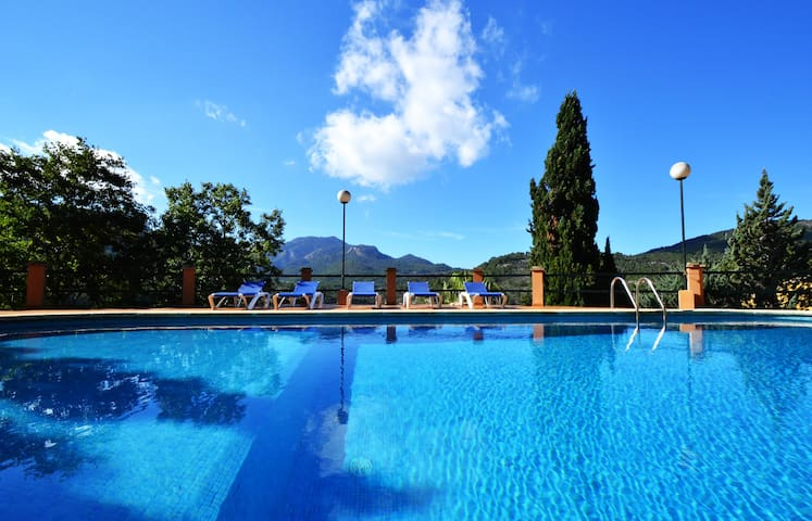 VILLA SA CRESTA. Spectacular Villa among the Tramuntana Mountains!