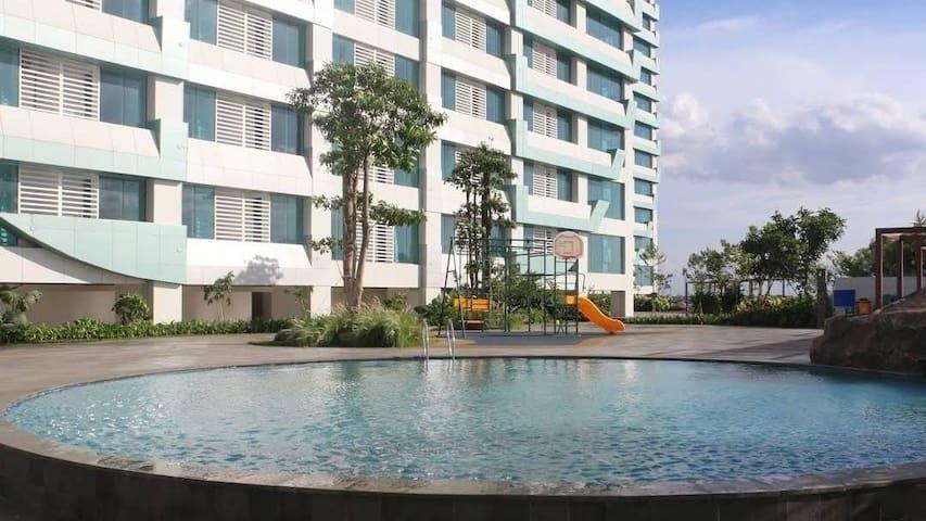 Santuy New Studio @Grand Kamala Lagoon Bekasi