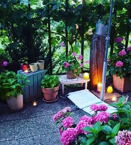 Gemütliche Wohnung mit Garten - Singen (Hohentwiel) - Lakás