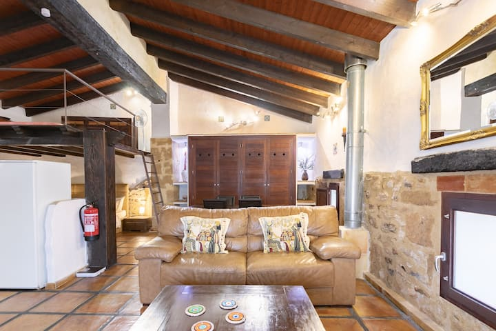 Casa Tosca #4-Rooftop Luxury Apart in the Old town