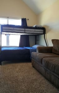 1bed/bath shared KIT/LR - Grovetown - Casa