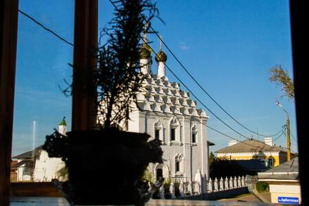 Просторная комната Хостольного типа - Kolomna