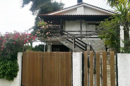 Thalia's Villa - Vlastos, Kalamos