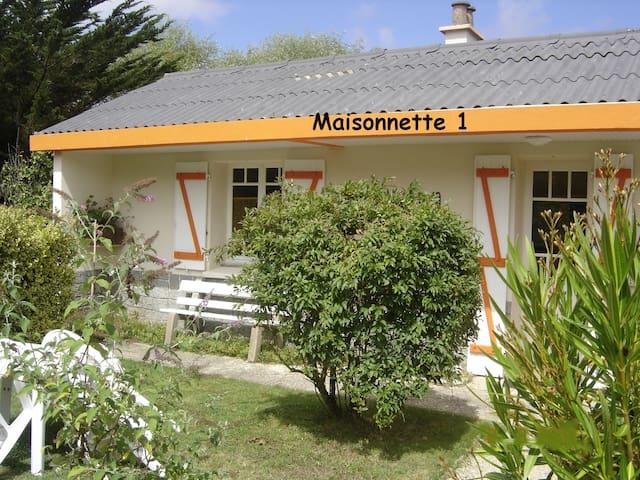 A 50 mètres de la mer en Bretagne sud - Pénestin