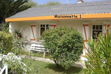 A 50 mètres de la mer en Bretagne sud - Pénestin - Σπίτι