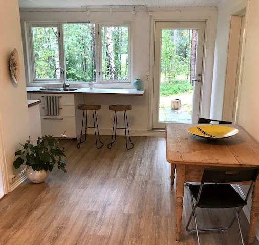 Charming studio in nature, still close to Oslo!