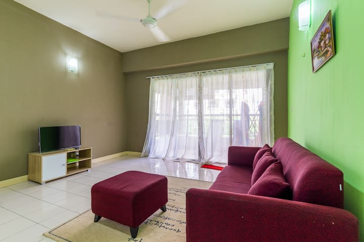 Zen and Cozy@Single Room@Seri Maya - Куала-Лумпур - Кондоминиум