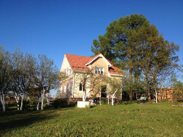 Kisskelove - твой загородный дом