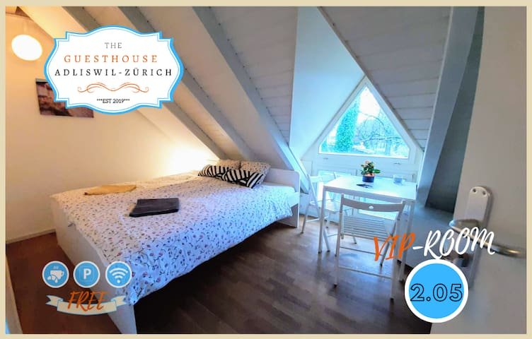 SALE‼- SELF-CHECK-IN- 20m to ❤ ZÜRICH (2.05)