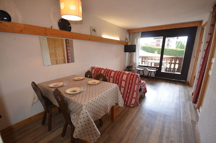 Apartment close to the village center and slopes