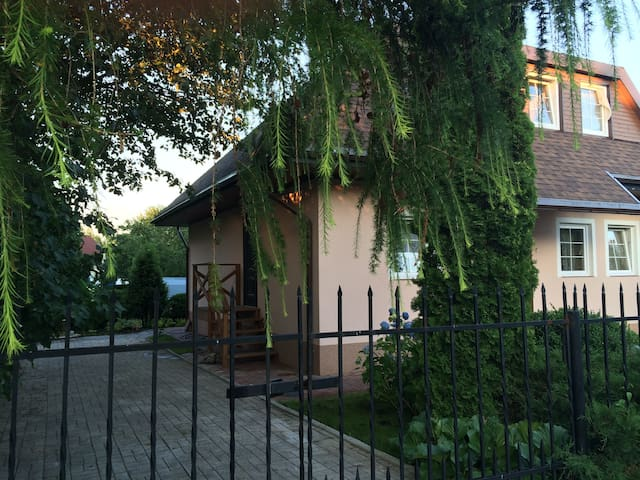 Гостевой дом семейного типа Лаванда - Svetlogorsk - House
