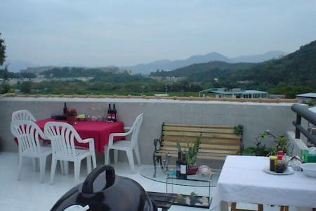 Private Room in a village in the New Territories