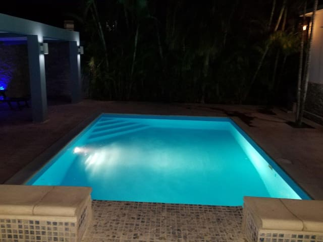 Other view of the pool area