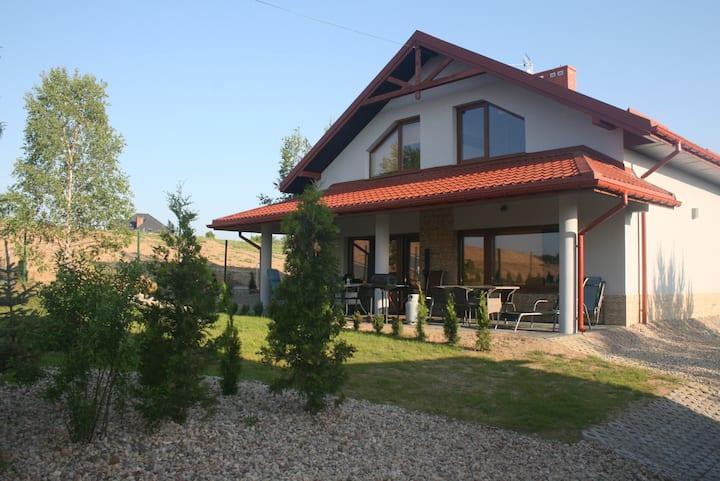 Mazurskie domy Jaśmin & Lilia & Orchidea