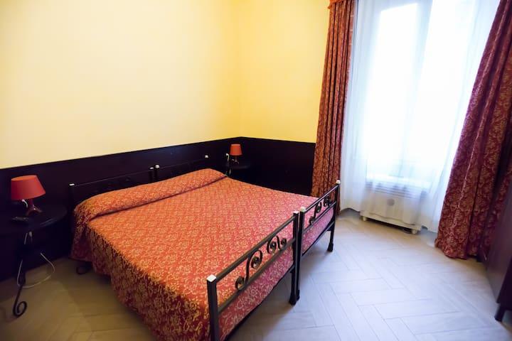 Funny luxury double room
